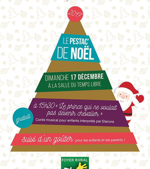 Le Pestac' de Noël