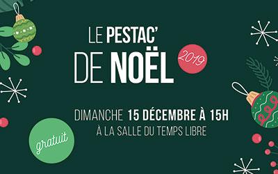 Le Pestac' de Noël 2019